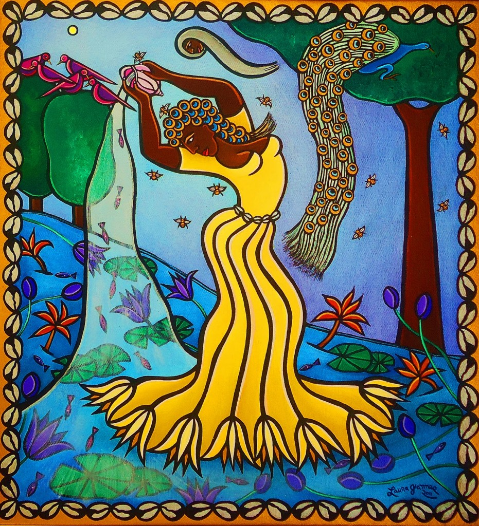 OSHUN by Laura James