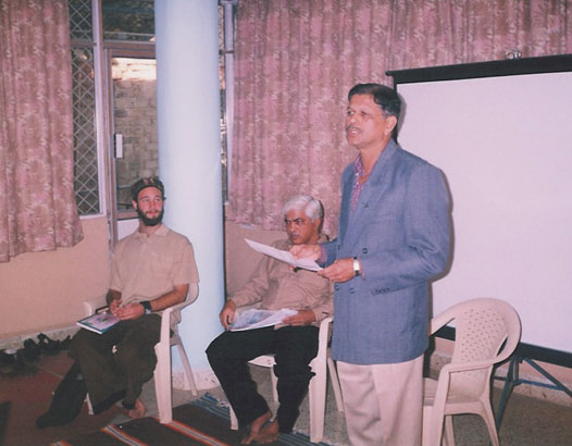 International Academy of Ayurveda, 2000